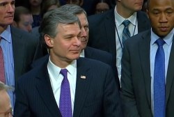 Analysis: Spotlight on Wray's Senate Intel Hearing Testimony