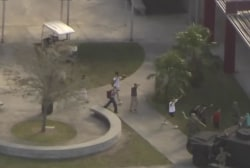 Sheriff: Suspect is 19 year old expelled former student