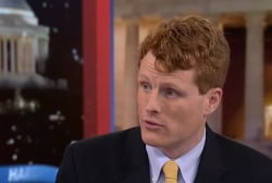 Rep. Joe Kennedy: Dems believe in good, smart government