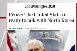 US inching towards direct talks with North Korea