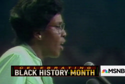Hardball celebrates Black History Month
