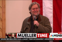 Why Steve Bannon was a no-show at Congress today
