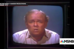 Did Trump get his idea for more guns from Archie Bunker?