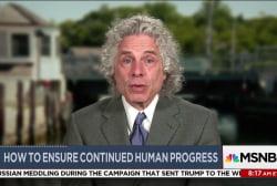 Enlightenment Now with Steven Pinker