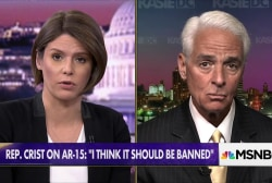 Rep. Crist: We are at a tipping point in gun debate