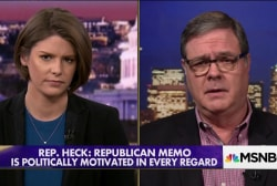 "Democratic memo to be ""point-by-point"" rebuttal of GOP memo"