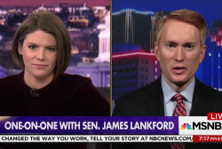 Lankford: Thought Senate's Russia report would have be over last year