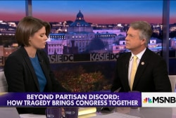 How tragedy brought Congress closer together