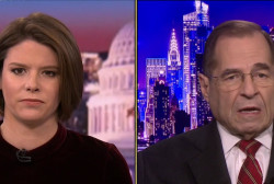 Nadler: Impeachment proceedings shouldn't take place until 'evidence arises'