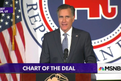 Man Versus Machine: Mitt Romney's PowerPoint Struggles