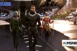 'Black Panther' breaks records paving way for black creators