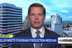 Rep. Swalwell to Trump: Do you believe it now?