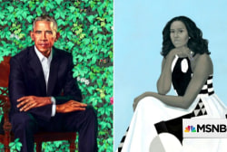Controversial Obama portraits teach America how to love art