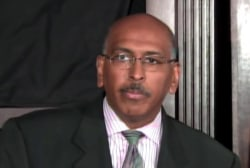 """Michael Steele responds to """"black guy"""" comment at CPAC"""