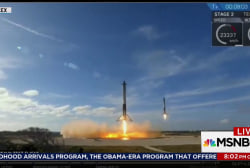 SpaceX amazes with rocket launch, landings