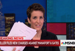 Mueller adds new piece to plot with new Manafort Gates indictment