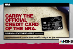 First National Bank of Omaha ends NRA credit card program