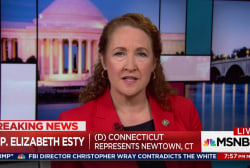 Rep. Esty: Congress needs political backbone to pass gun safety