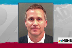 Missouri Governor Greitens indicted, charges related to affair