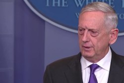 Mattis: Pentagon weighing options for military parade