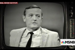 National Review remembers William F. Buckley's legacy