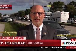 Florida congressman offers updates on shooting