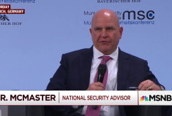 McMaster talks Russian meddling, but is it enough?