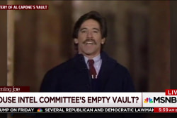 House Intel Committee's empty vault?