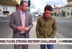 Democratic challenger seeks to unseat Nunes