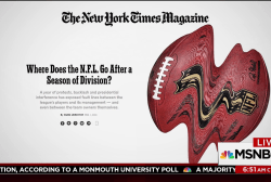 After a tumultuous season, where does NFL go?