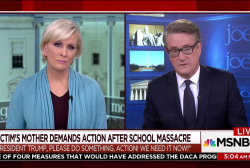 Joe: Trump knows another shooting is coming