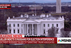 How will the indictments impact the Russia investigation?