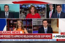 "Miller: ""No secret"" why Trump wants memo released"