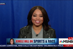 Exclusive: One on One with Jemele Hill