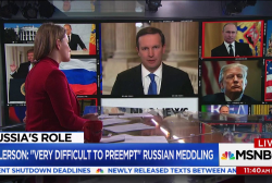 Sen. Murphy: We need more consequences for Russian hacking