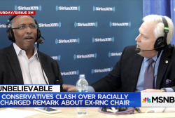 Unbelievable: former RNC Chairman faces racism at CPAC