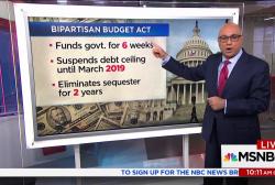 Here's what's in the $400 billion spending bill