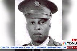 Monumental American: Sergeant Mark Matthews