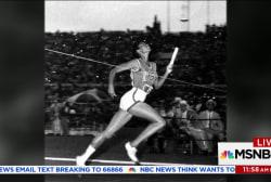 Monumental American: Legendary sprinter, Wilma Rudolph