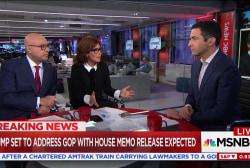 Nance: FBI concerned memo could compromise national security
