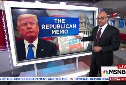 Here's how the Nunes memo undercuts President Trump