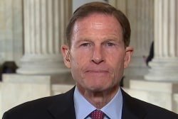 Sen. Blumenthal: Guns will be 'much higher priority than ever before' in upcoming elections