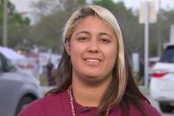 Parkland teacher made a 'sanctuary' so students feel at home on first day back