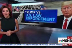 "Nance: Trump's FBI and DOJ attacks ""from the dictator's playbook"""