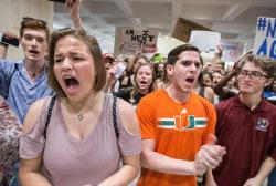 "Rep. Dingell: Enough politics, ""let the kids be the spokesmen"""