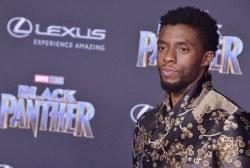 Marvel's 'Black Panther' new landmark for black representation in Hollywood