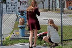 Sandy Hook parent: I know what Parkland survivors are feeling