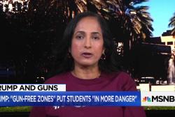 "Stoneman Douglas teacher: Arming teachers is ""the most preposterous idea"""