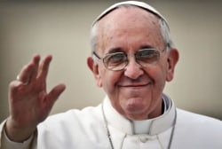 Easter weekend and beyond, Pope Francis makes a global impact