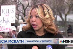 Lucia McBath: March For Our Lives is like the 'civil rights movement'